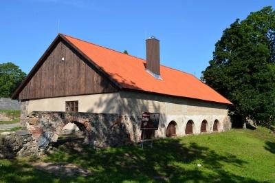 Durbes pils saimniecības ēkas rekonstrukcija